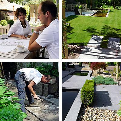 Stratenmaker Geert Martens in regio Breda en Prinsenbeek